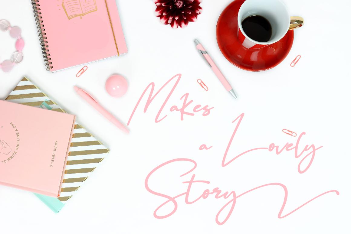 Download Black Pink Signature font | fontsme com