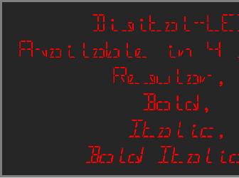 Download 47 free monospaced fonts | fontsme com