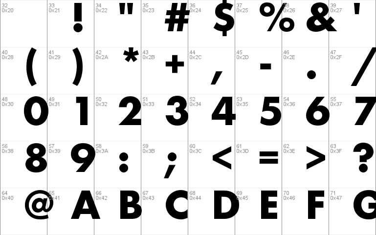Futura W01 Book Font