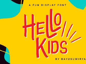 Download 151 free kids fonts | fontsme com