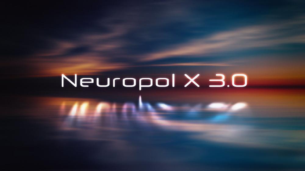 Download Neuropol X font | fontsme com
