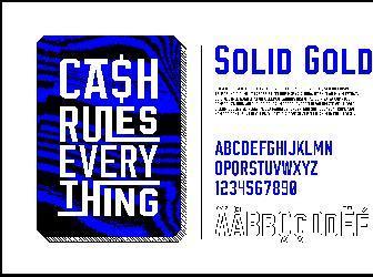 Download 331 free block fonts   fontsme com